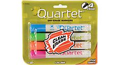 Low Odor Dry Erase Markers Chisel Tip (Item # 51-659562)