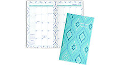 Serene Diamonds 2-Year Monthly Pocket Planner (Item # 5138-021)