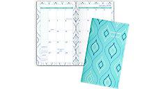 Serene Diamonds 2-Year Monthly Pocket Planner (Item # 5138-021)