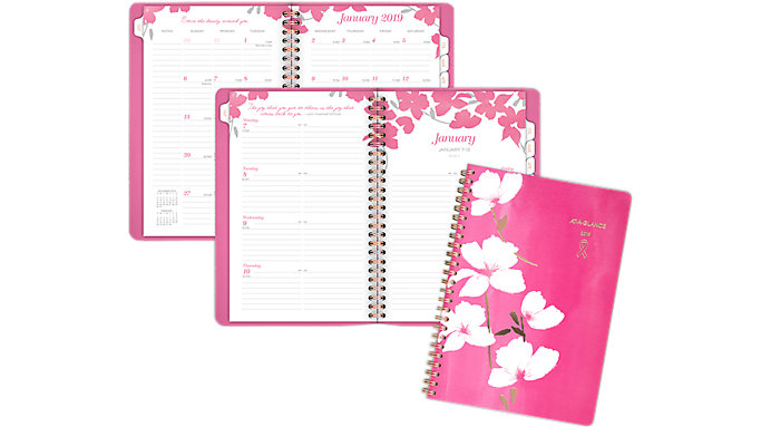 AT-A-GLANCE Sorbet Weekly-Monthly Planner  (5151-200)