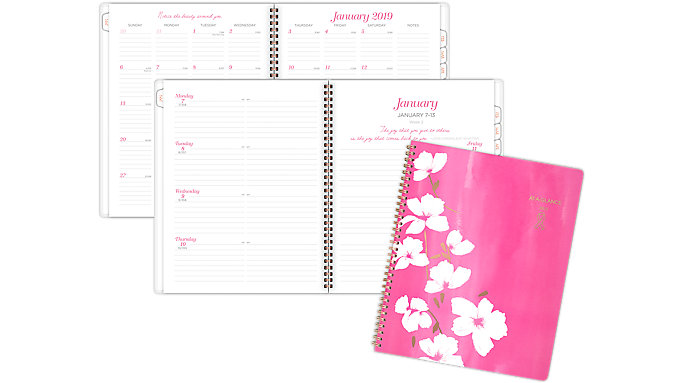 AT-A-GLANCE Sorbet Weekly-Monthly Planner  (5151-905)