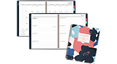 BADGE Collection Academic Weekly-Monthly Planner Large (Item # 5203F-905A)