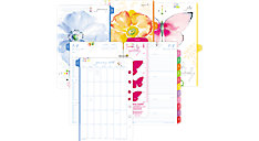 Kathy Davis 2-Page-Per-Week Planner Refill Desk Size (Item # 52122)