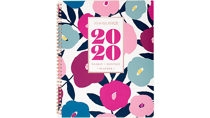 AT-A-GLANCE BADGE Weekly-Monthly Large Planner  (5282-905)