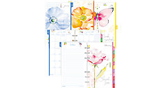 Kathy Davis 2-Page-Per-Month Planner Refill Portable Size (Item # 53132)