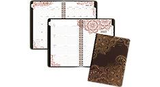 Henna Premium Weekly-Monthly Planner (Item # 551-200)