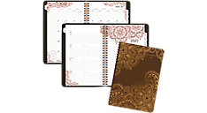 Henna Premium Weekly-Monthly Planner (Item # 551-200)