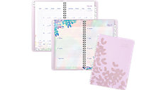 Aura Blooms Academic Weekly-Monthly Planner (Item # 585-200A)