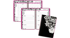 FloraDoodle Premium Weekly-Monthly Planner (Item # 589-200)