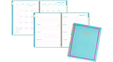 Color Crush Weekly-Monthly Planner (Item # 6046-905)