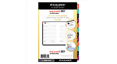 Harmony Weekly-Monthly Planner Refill (Item # 6099-4111)