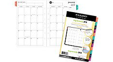 Harmony Monthly Planner Refill (Item # 6099-4211)