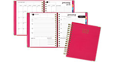 Harmony Hardcover Weekly-Monthly Planner (Item # 6099-805)