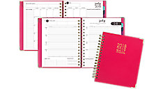 Harmony Academic Weekly-Monthly Planner (Item # 6099-805A)