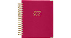 Harmony Hardcover Daily-Monthly Planner (Item # 6099-806)