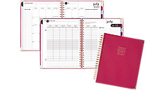 Harmony Academic Weekly-Monthly Planner Large (Item # 6099-905A)