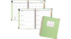 Badge Academic Weekly-Monthly Planner (Item # 6124G-805A)