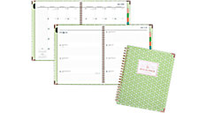 BADGE Academic Weekly-Monthly Planner (Item # 6124G-905A)