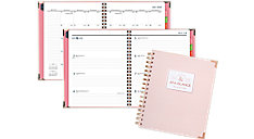 Badge Academic Weekly-Monthly Planner (Item # 6124S-805A)