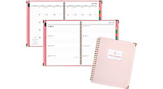 Badge Academic Weekly-Monthly Planner (Item # 6124S-905A)