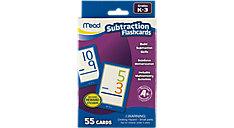 Subtraction Flashcards Grades K-3 (Item # 63040)