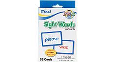 Sight Words Flashcards Grades PK-2 (Item # 63124)