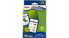 Phonics Flashcards Grades K-2 (Item # 63144)