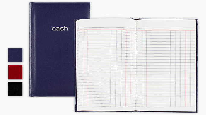 cash book 64582 mead
