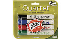 Low Odor Dry Erase Markers Chisel Tip (Item # 659510QA)