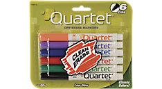 Low Odor Dry Erase Markers Fine Tip (Item # 659511QA)