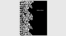 Simplicity Large Print Telephone-Address Book (Item # 67028)