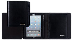 Business Notebook and Black Case for iPad (Item # 67133)
