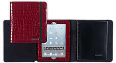 Business Notebook and Red Case for iPad (Item # 67134)