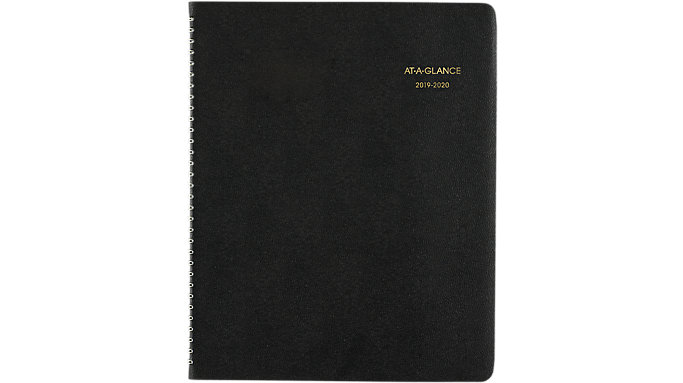 AT-A-GLANCE Large Academic Monthly Planner  (70074)