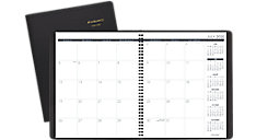 Large Academic Monthly Planner (Item # 70074)