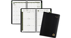 Recycled Weekly-Monthly Appointment Book (Item # 70100G)