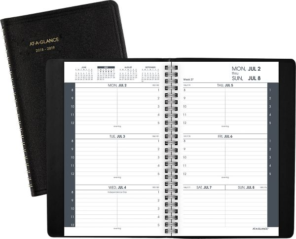 At-A-Glance Academic Weekly Appointment Book - Student Planners