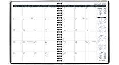 Monthly Planner (Item # 70120)