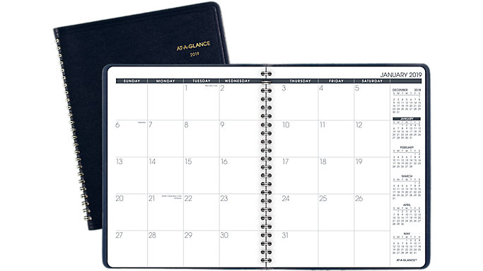 AT-A-GLANCE Monthly Planner  (70120)