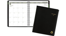 Recycled Monthly Planner (Item # 70120G)