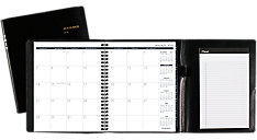 Monthly Planner Plus Writing Pad (Item # 70120P)
