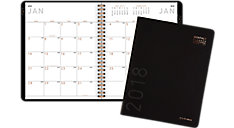 Contempo Monthly Planner (Item # 70120X)