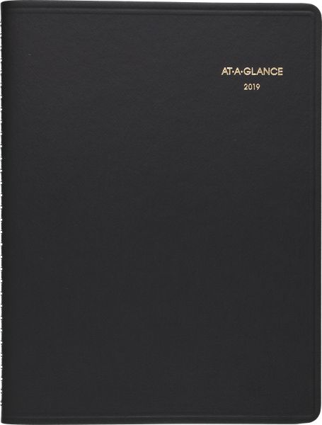 At-A-Glance 2-Person Daily Appointment Book -
