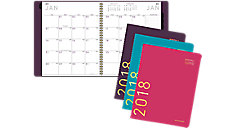 Fashion Monthly Planner (Item # 70250X)