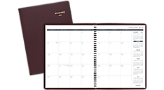 planners appointment books at a glance