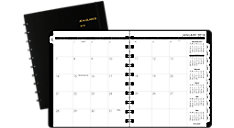 Monthly Planner with Poly Cover (Item # 70260E)