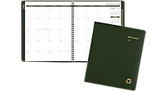 Recycled Monthly Planner (Item # 70260G)