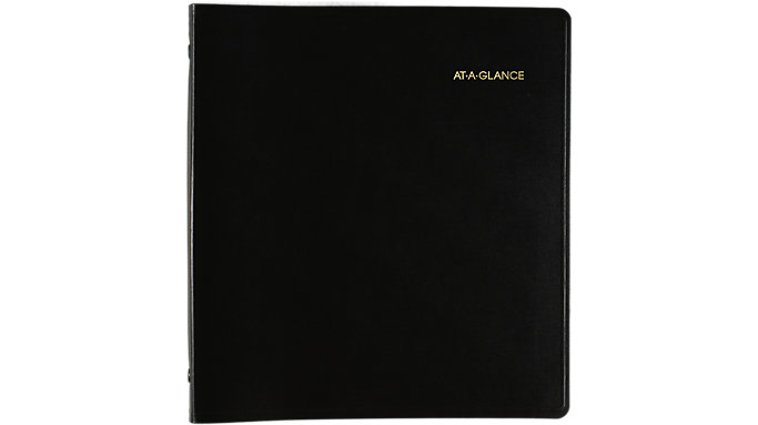 5 year monthly planner 70296 at a glance