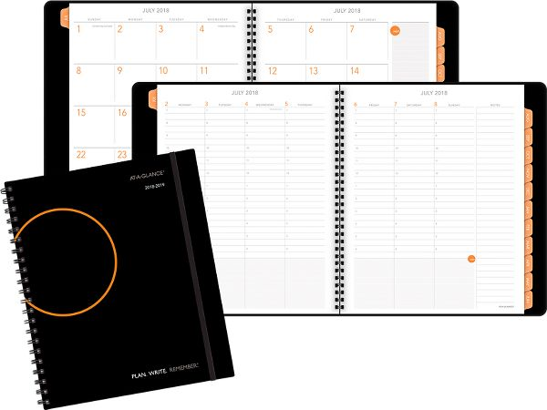 At-A-Glance PLAN. WRITE. REMEMBER. Academic Weekly-Monthly Appointment Book - Academic Planners