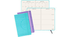 PLAN. WRITE. REMEMBER. Perfect Bound Weekly-Monthly Planner (Item # 706100)